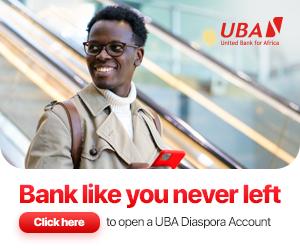 UBA Diaspora Account